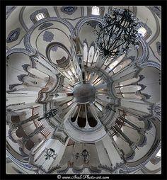 The Little Hagia Sophia Mosque  See in 3D here : http://www.axel-photo-art.com/panoramiques/kucukayasofya/kucukayasofya.html