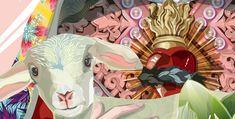 Detail of digital illustration Maria Digital Illustration, Behance, Detail, Anime, Art, Behavior, Art Background, Kunst, Gcse Art