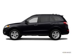 2012 Hyundai Santa Fe Limited SUV