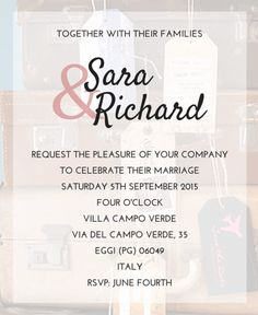 Sample wedding invitations wording for you wedding pinterest destination wedding invitation wording filmwisefo