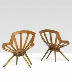 Vittorio Gregotti, Lodovico Meneghetti and Giotto Stoppino / lounge chairs