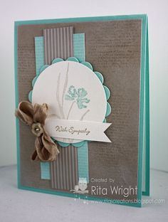 Stampin Up! Love & Sympathy