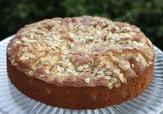 My Kitchen Snippets: Cream Cheese Coffee Cake. Danish Cake, Danish Dessert, Danish Cuisine, Danish Food, Apple Recipes, Cake Recipes, Viking Food, Cream Cheese Coffee Cake, Raw Cake