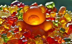 Kostenloses Bild auf Pixabay - Riesengummibär, Gummibär