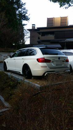 BMW F11 ツーリング