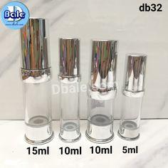 ขวดปั้มสูญญากาศ db32 -5ml 10ml 15ml ⋆ ร้านดีเบล www.dbale.com Nutribullet, Kitchen Appliances, Diy Kitchen Appliances, Home Appliances
