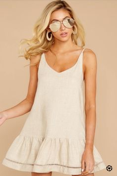 Dresses - Women's Outfits for Sale - Shop Red Dress Boutique Simple Dresses, Short Dresses, Summer Dresses, Chic Dress, Classy Dress, Short Blanco, Shop Red Dress, White Sundress, Beige Dresses