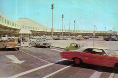 Central de Autobuses del Norte en los 70's