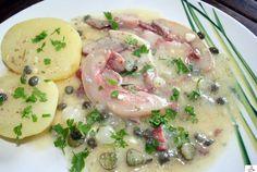 Tête de veau sauce gribiche -