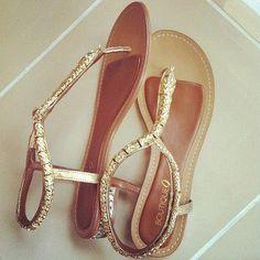 summer = sandals