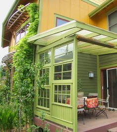 vinyl window trellis | 2012 Orange Splot LLC. All Rights Reserved / site built by SOS ...