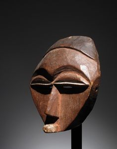 Pende, D. R. of Congo Wood height 18 cm