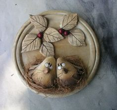 Decorative Plates, Pottery, Clay, Home Decor, Manualidades, Ceramica, Clays, Decoration Home, Room Decor