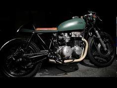 81' Honda CB650 rebuilt by UGLY Motor Bikes