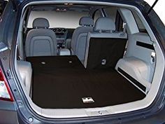 Amazon.com: 2010-2014 Subaru Outback Canvasback Cargo Liners (Black): Automotive