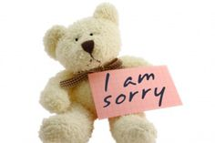 How to apologise to your customers when things go wrong in business.
