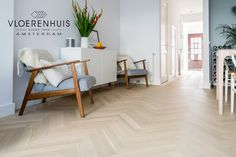 Ruime keuze in designparket of mooie eiken houten vloer in utrecht
