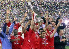 Bayern Munich, 2000-01