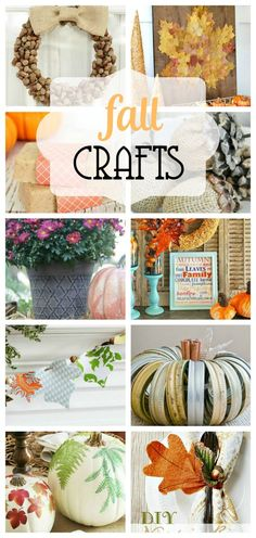 10 Cool Crafts For F