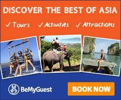 BeMyGuest Singapore - Discover The Best of Asia #Travel #Singapore