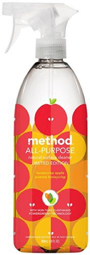Method All Purpose Natural Surface Cleaning Spray - 28 oz... https://www.amazon.com/dp/B00KTDFUJO/ref=cm_sw_r_pi_dp_x_8niaybG2GQDM2
