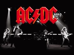 rock music art | ACDC rock band | Wallpapers To You