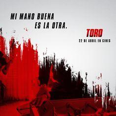 """Toro con Mario Casas y Luis Tosar: """"Mi mano buena es la otra"""""""