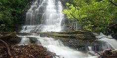 Soon auger Falls, SC