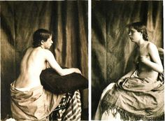 History of Art: History of Photography History Of Photography, Art Photography, Camera Obscura, French Photographers, Vintage Beauty, Nudes, All Art, Female Models, Art History