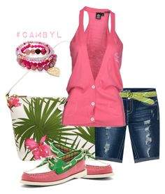 """""""Summer Fashion 122"""" by creativealonemoments ❤ liked on Polyvore"""