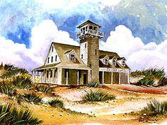 Old Coast Guard Station Museum - Virginia Beach, VA