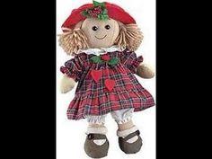 Come si fa il faccino di una bambola in tessuto con il naso a patatina - YouTube Teddy Bear, Make It Yourself, Toys, Youtube, Doll, Feltro, Cloth Art Dolls, Trapillo, Amigurumi