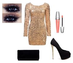 """Party"" by adri-98 on Polyvore featuring Giuseppe Zanotti and Lancôme"
