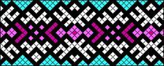 Normal patterns - friendship-bracelets.net