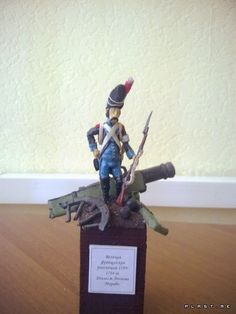 Пластилиновые солдатики (УРОК)