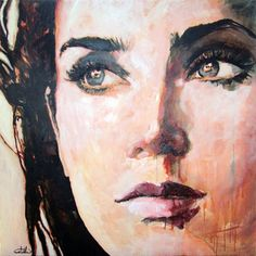 : Colette van Ojik; Acrylic 2013 Painting