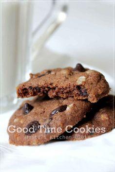 Choco Chip Cookies, Choco Chips, Chocolate Chip Cookies, Crispy Cookies, Yummy Cookies, Cake Cookies, Cupcakes, Chip Cookie Recipe, Cookie Recipes