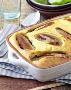Toad-in-the-Hole: A great British classic made with sausages and savoury batter. Serve with lashings of gravy! Meat Recipes, Real Food Recipes, Toad In The Hole, South African Recipes, Great British, Sausages, Soul Food, Gravy, Pork