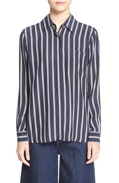 FRAME 'Le Boyfriend' Classic Shirt