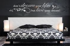 Live Your Dream Quote