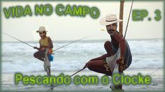 ►🐓 VIDA NO CAMPO 🌾🐮🐷 Pescando com o Clocke 🐟🐠