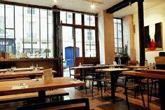 Soya, organic restaurant and brunch, 20, rue de la Pierre Levée 75011 Paris