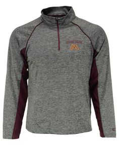 Colosseum Men s Minnesota Golden Gophers Stinger Quarter-Zip Pullover  Minnesota Golden Gophers 7dfc78c81