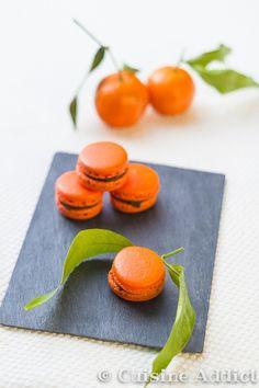 Macarons Clémentine Corse & Chocolat www.louercorse.com