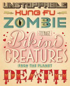 hung fu zombies