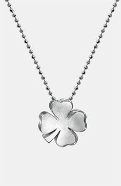 'Little Luck' Pendant Necklace