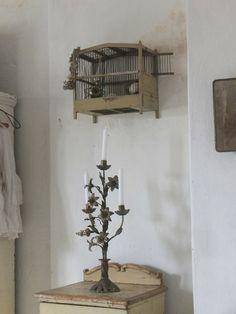 princessgreeneye: Das Schlafzimmer im trüben Licht................