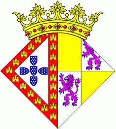 Heráldica Real Portuguesa: Armas de D. Leonor Teles