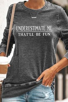 Casual T Shirts, Cool Shirts, Tee Shirts, Fun Prints, Shirts With Sayings, Online Shopping Clothes, Types Of Sleeves, Fashion Outfits, Stylish Outfits