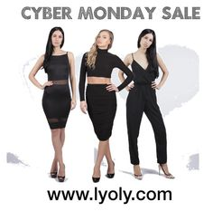 """CYBER MONDAY SALE"" by lyoly-clothing on Polyvore"